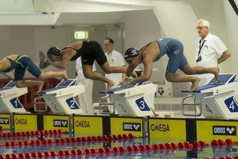 Deelname Eisen Swim Cup Den Haag Versoepeld
