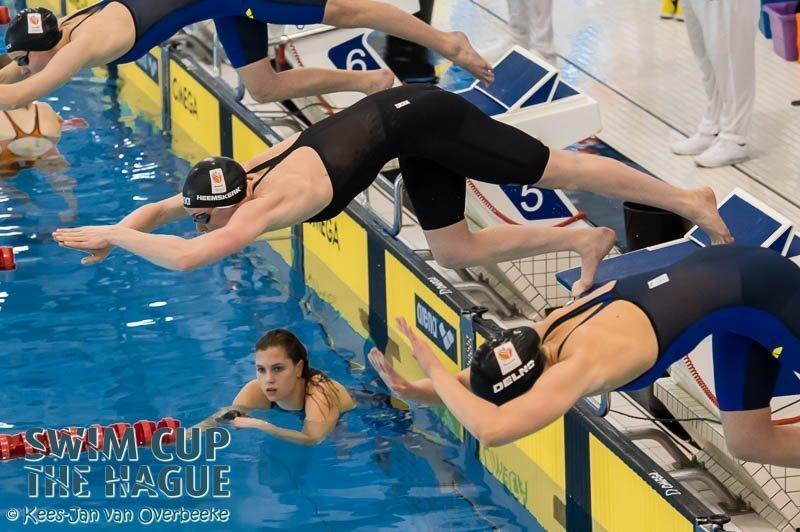 Tweede editie van Swim Cup Den Haag