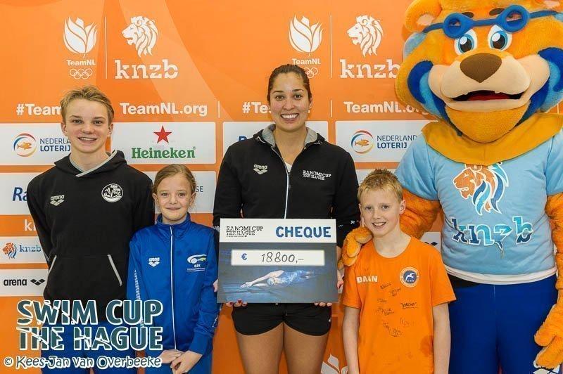 Ranomi Cup Levert 18.800 Euro Voor Unicef Op