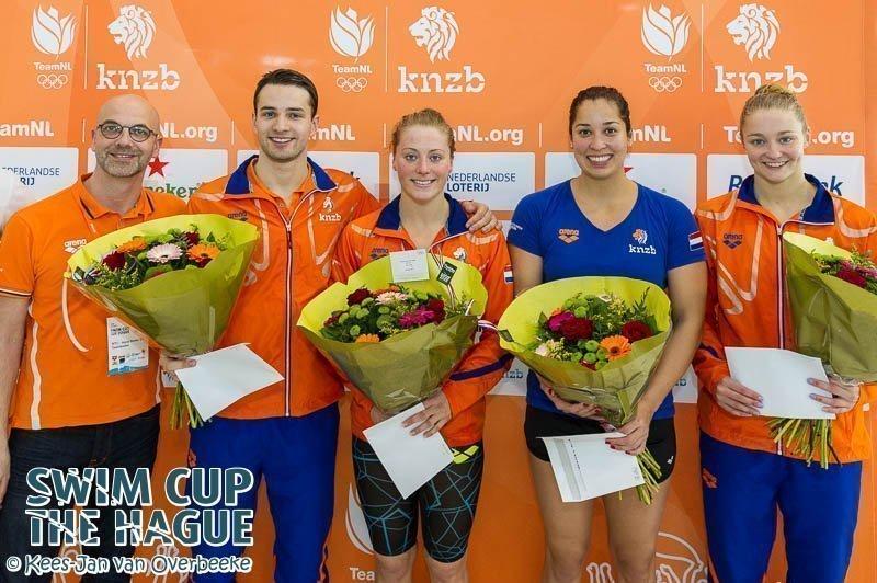 Snelle Tijden Bij Swim Cup Den Haag