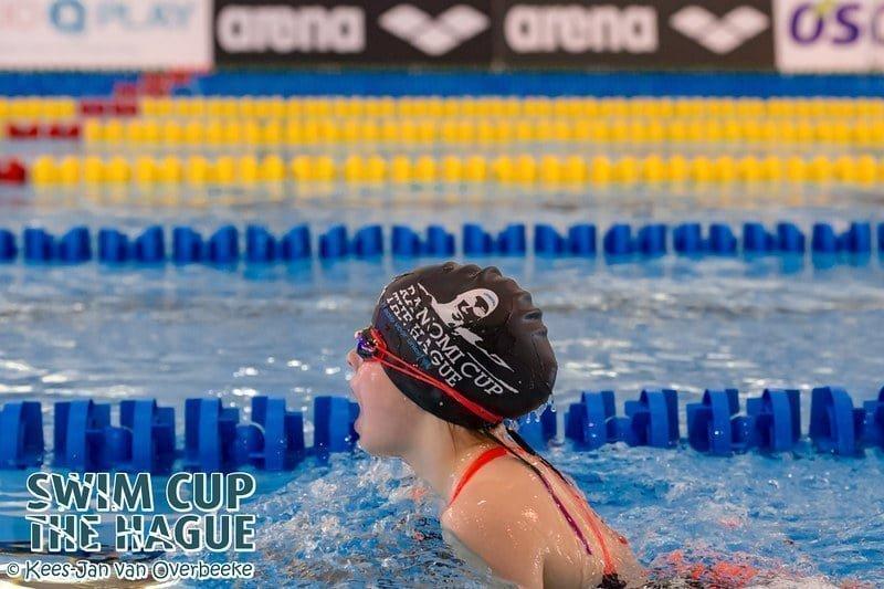 Extra series in de Ranomi Cup voor paralympische junioren/jeugd ploeg