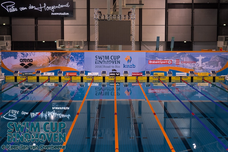 12th Edition of the Swim Cup Eindhoven in Olympic style