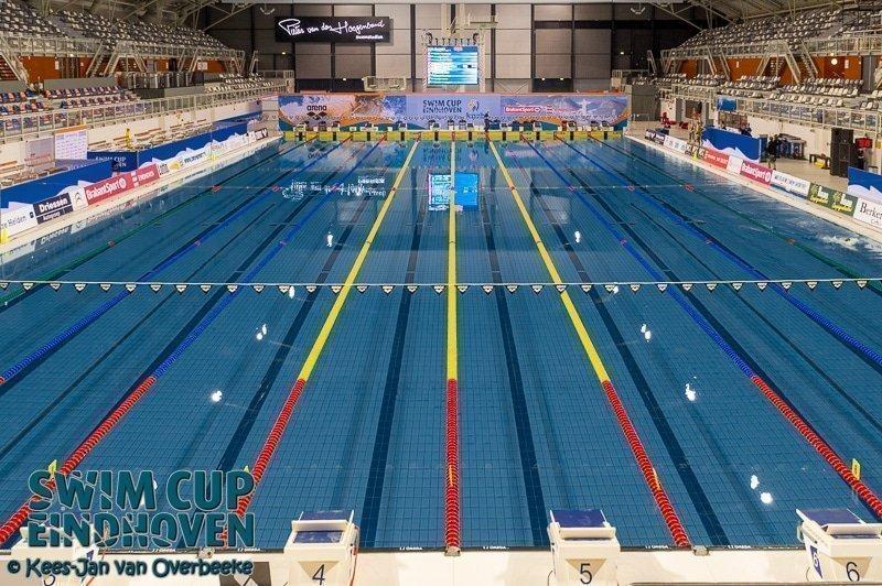 Nederlandse selectie klaar voor Swim Cup