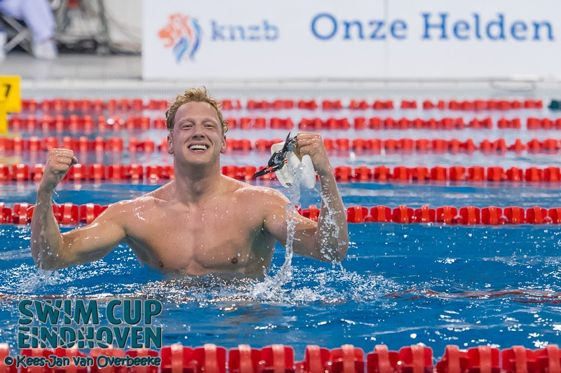Spetterend slot Swim Cup Eindhoven 2017