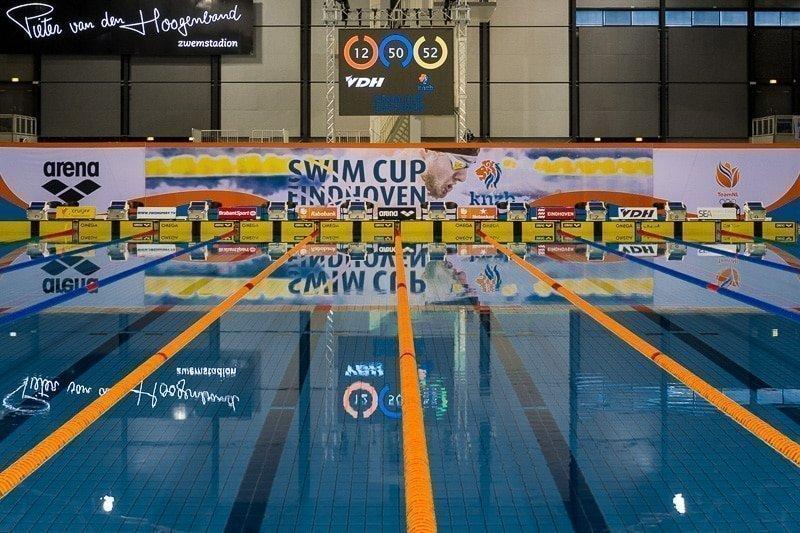 Internationale zwemtop krijgt prachtige wedstrijdweek in april met Swim Cups in Den Haag en Eindhoven