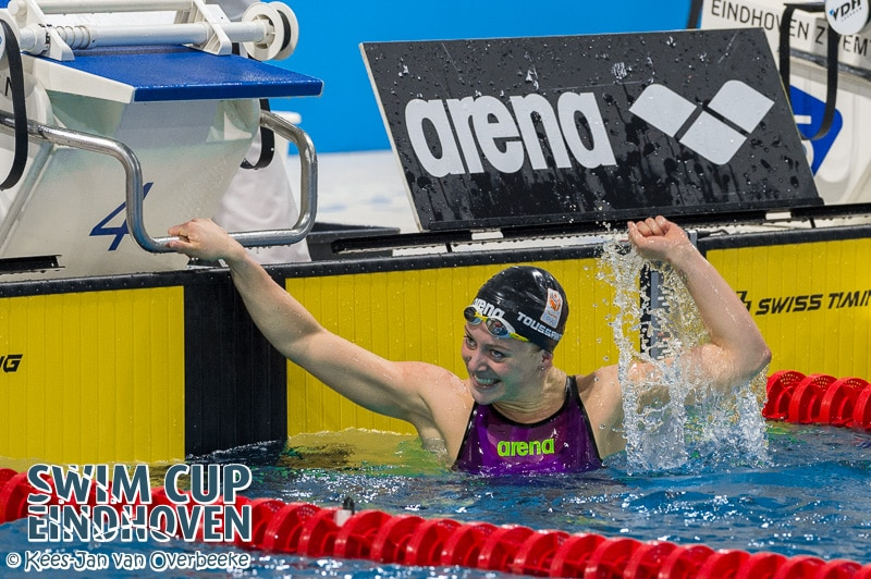 Dag 1 van de Swim Cup in het nieuws