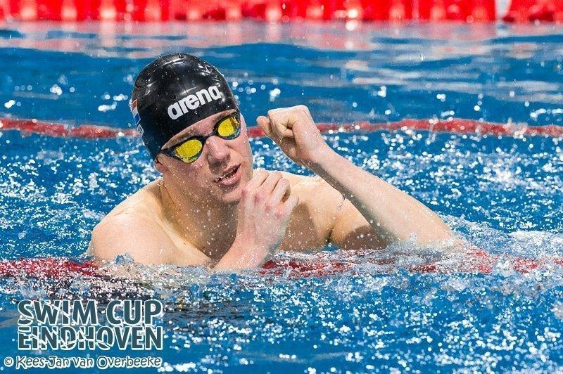 Finales #2: Knipping zwemt onder de limiet en Zijderveld scherpt WR aan