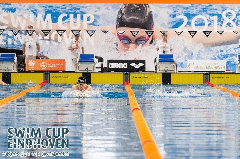 Zwemtop op jacht naar WK-limieten bij LEN Swimming Cup in Eindhoven