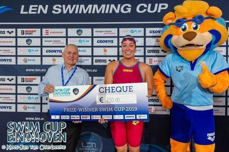 Swim Cup sluit af met 2 WK limieten voor parazwemmers
