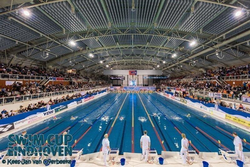 Super Saturday wordt gezellige familiedag tijdens Swim Cup