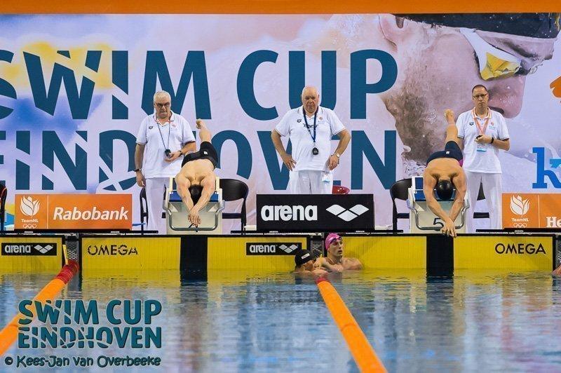 Swim Cup in het nieuws #1