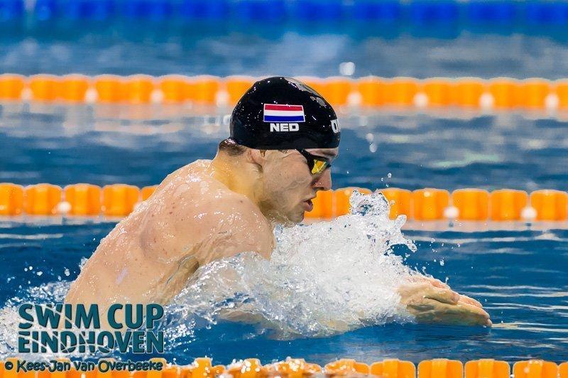 Kamminga domineert bij de Swim Cup Eindhoven
