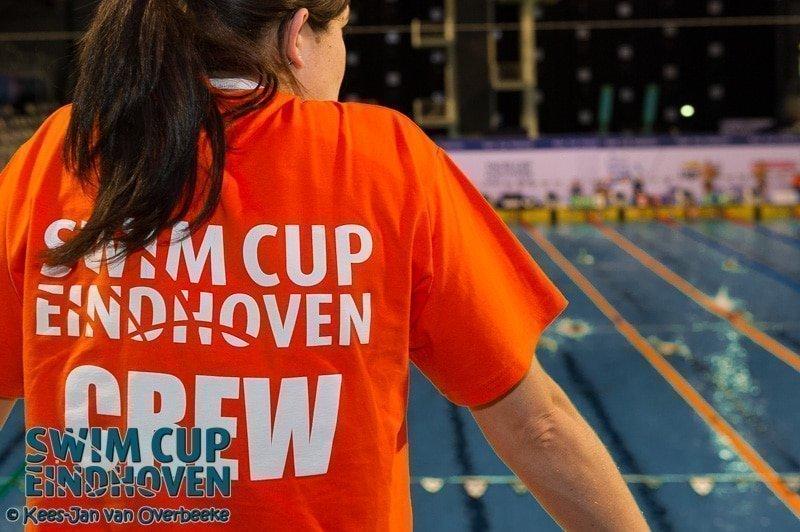 Word vrijwilliger bij de 11e editie van de Swim Cup in Eindhoven!