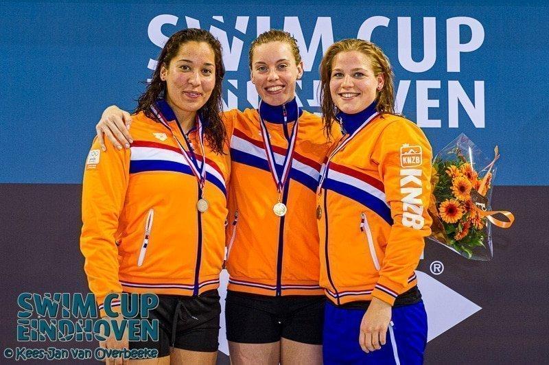 Joop Alberda trots op breedte Nederlandse zwemselectie