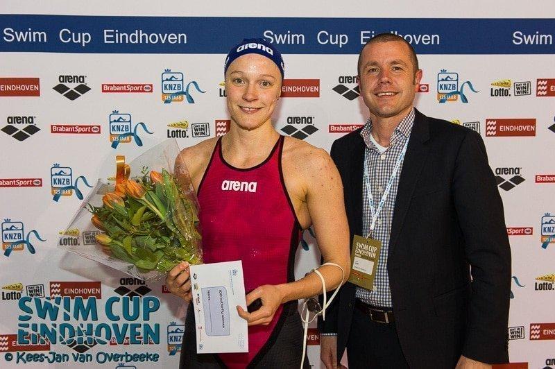 Kampioenen Dagen Nederlanders Uit Tijdens Swim Cup Eindhoven