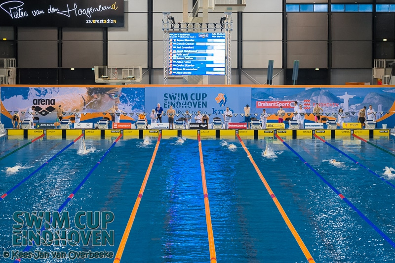 Maar liefst 27 landen doen mee aan 12e Swim Cup in Eindhoven