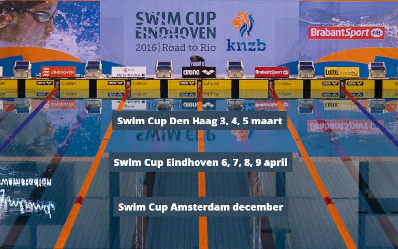 Swim Cup data 2017