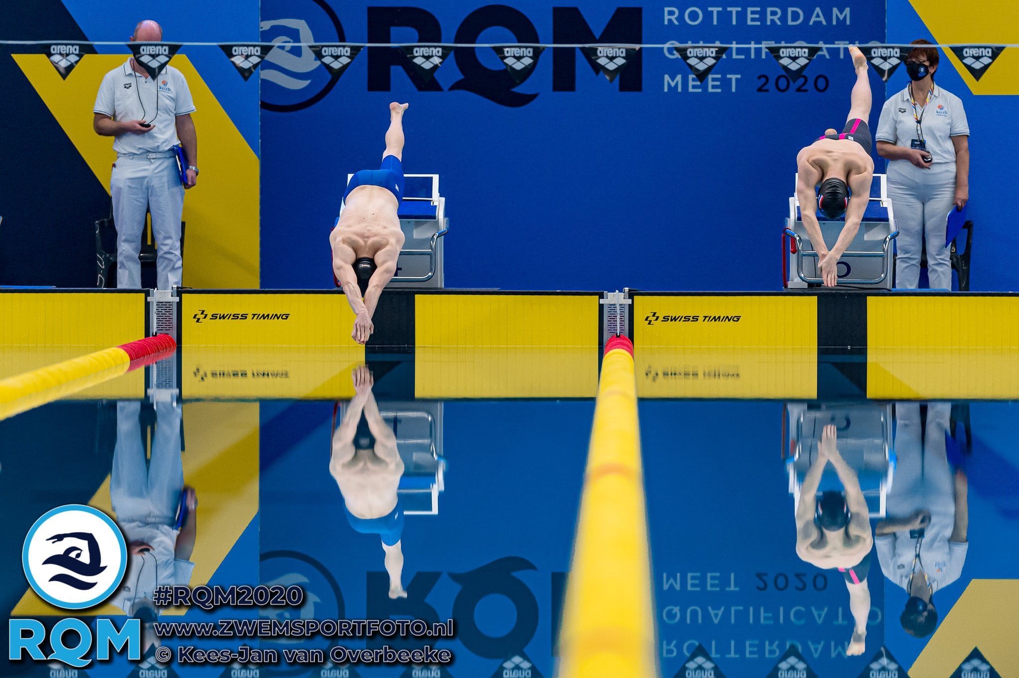 Slotconclusie 4 Dagen Olympisch Kwalificatie Toernooi