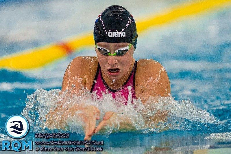 Dag 3 Series – Tes Schouten Zwemt OS Prestatie-eis Op De 100 Meter Schoolslag