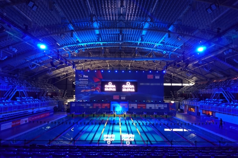 Finales World Cup Eindhoven bijna uitverkocht