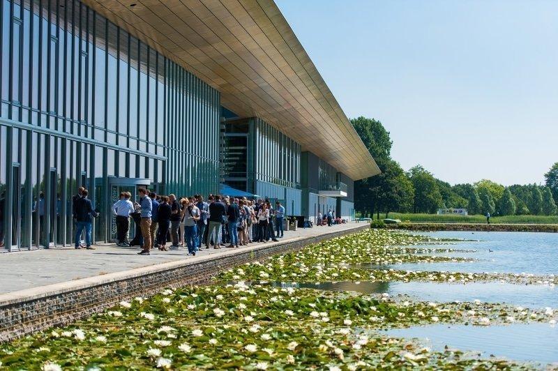 High Tech Campus Eindhoven partner van Swimming World Cup