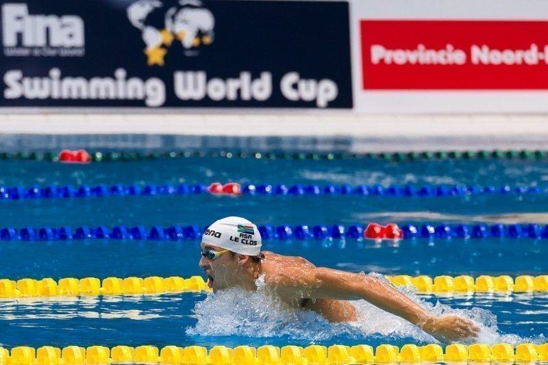 Olympische zwemkampioenen naar Eindhoven voor World Cup