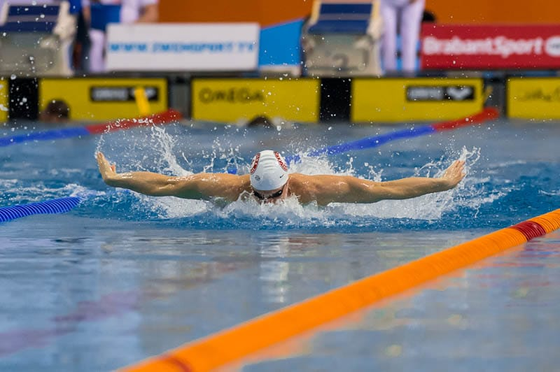 Deelname World Cup Eindhoven open voor clubzwemmers