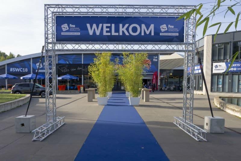 Eerste dag World Cup Eindhoven